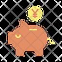 Yen Savings Icon