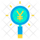 Yen Search Icon
