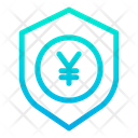 Yen Shield Icon