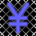 Yen-sign Icon