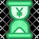 Yen Time Icon