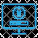 Yen Trading Icon