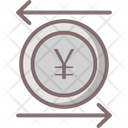 Yen Value Business Currency Icon