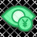 Yen View Icon