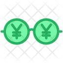 Yen Eye Finance Icon