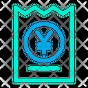 Yen Voucher Icon