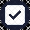 Accept Check Checkbox Icon