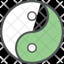 Yin Yang Yinyang Icon