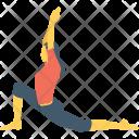 Yin Workout Swan Icon