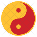 Yin Yang Celebration Icon