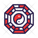 Feng Shui Amulet Chinese New Year Icon