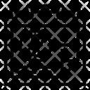 Yin Yang Date Schedule Icon