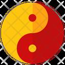 Chinese Yinyan Asian Icon