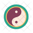 Yinyang Sign Newyear Icon