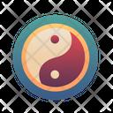 Yinyang China Chinese Icon