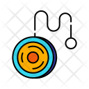Yo-yo spinner Icon