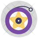 Yo yo spinner Icon