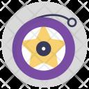 Yo yo spinner Icon