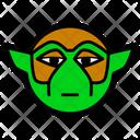Yoda Character Jedi Icon