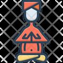 Position Summation Person Icon