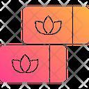 Yoga Block Icon