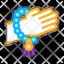 Yoga Bracelet Icon