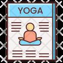 Myoga Journal Yoga Journal Yoga Blog Icon
