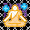 Yoga Men Icon