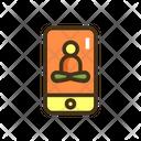 Yoga Mobile App Icon