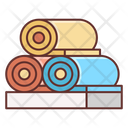 Myoga Towel Yoga Towel Towel Icon