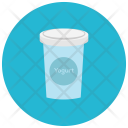 Yoghurt Drink Takeaway Icon