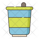 Yoghurt Dairy Cup Dairy Product Icon