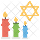 Yom Hashoah Star Icon