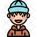 Young Kid Child Icon