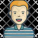 Boy Profile Avatar Icon