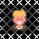 Young Boy Boy Man Icon