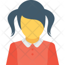 Female Girl Avatar Icon