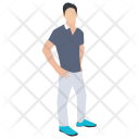 Young Guy Icon