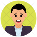 Youngster Boy Avatar Male Avatar Icon