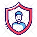 Youth Safety Human Protection Humanity Symbol Icon