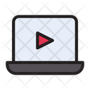 Video Play Online Icon