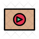 Video Movie Play Icon