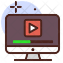 Youtube Social Media Video Icon