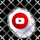Youtube Video Multimedia Icon