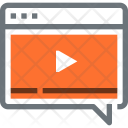 Youtube Media Player Icon