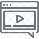 Youtube Media Player Icon
