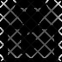Youtube Diamond View Icon