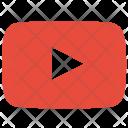 Youtube Video Social Icon