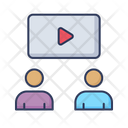 Viewers Movie Youtube Icon