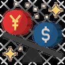 Yuanappreciate Currency Dollar Icon